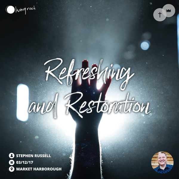 Refreshing & Restoration